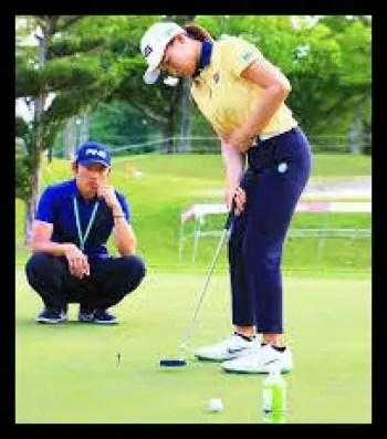 渋野日向子,ゴルフ,女子プロ,黄金世代,コーチ,青木翔,イケメン