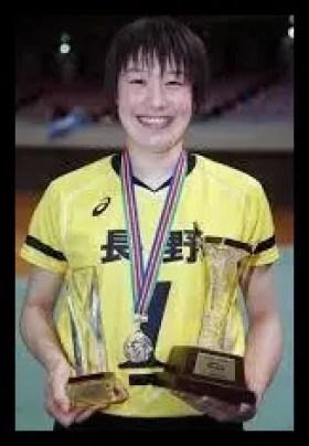 石川真佑,バレーボール,全日本女子,中学時代