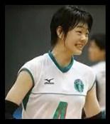 長内美和子,バレーボール,全日本女子,経歴