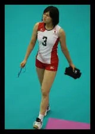 今村優香,バレーボール,全日本女子