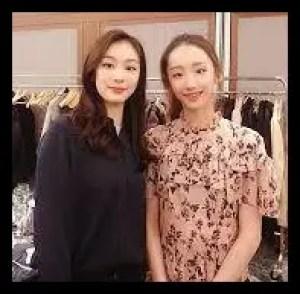 キム・イェリム,フィギュアスケート,女子,韓国,かわいい,キム・ヨナ
