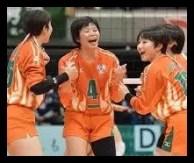 吉野優理,バレーボール,全日本女子,高校時代