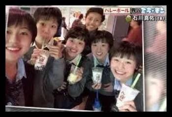石川真佑,バレーボール,全日本女子,学生時代,かわいい
