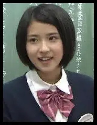 黒島結菜,女優,子役時代,かわいい