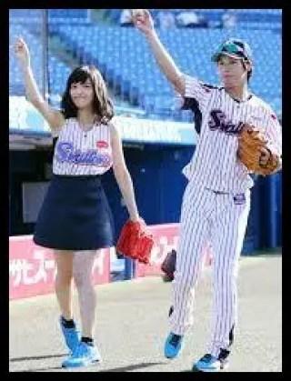 川口春奈,女優,モデル,歴代彼氏,山田哲人