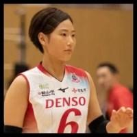 田代佳奈美,バレーボール,女子,日本代表