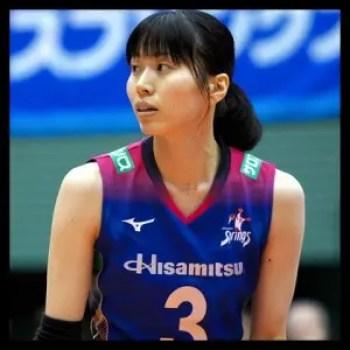 新鍋理沙,バレーボール,女子,日本代表