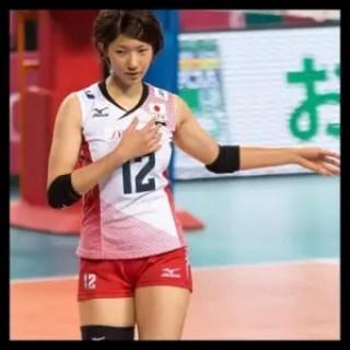 石井優希,バレーボール,女子,日本代表