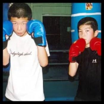 田中恒成,ボクシング,兄