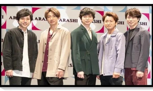 【2021年最新】嵐メンバー5人の現在の年齢と身長まとめ【画像】