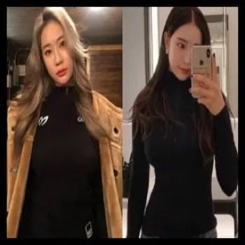 ユ・ヒョンジュ,ゴルフ,韓国,女子プロ,モデル,可愛い,私服