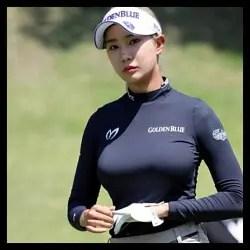 ユ・ヒョンジュ,ゴルフ,韓国,女子プロ,モデル,可愛い