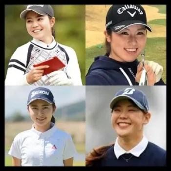 後藤末有,ゴルフ,女子プロ,ミレニアム世代,可愛い,ミレニアム世代