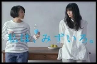 石橋静河,女優,ダンサー,2世タレント,可愛い,出演作品,CM