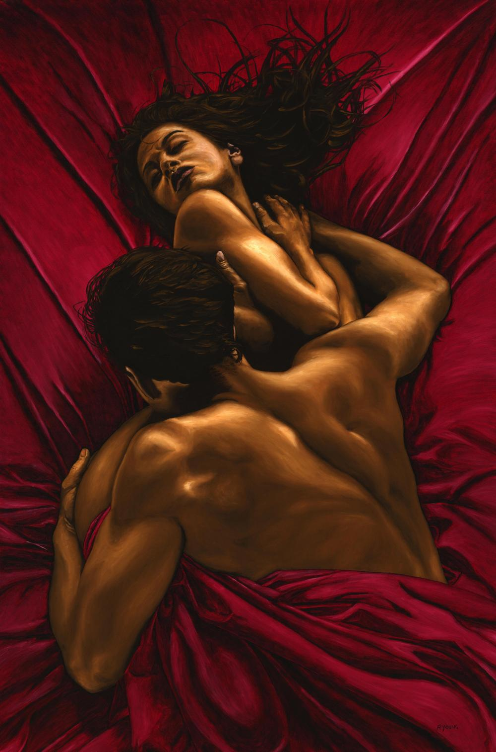 Artwork Galleries of Fine Art. The Passion