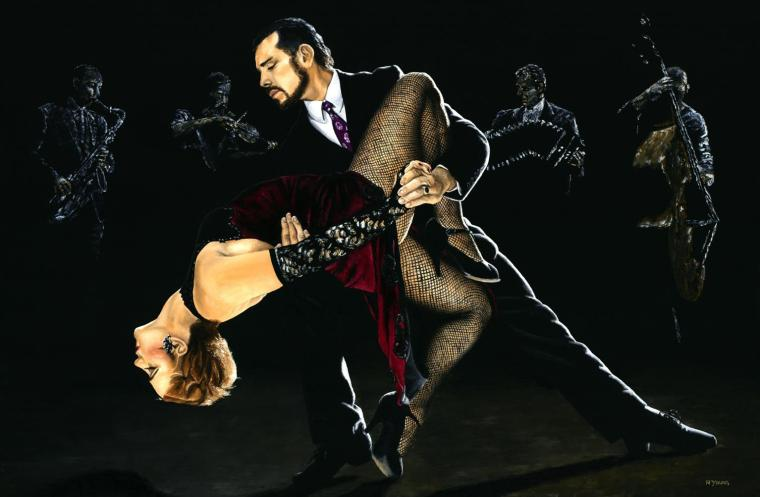 Dancers - Tango and Ballroom Gallery. For the Love of Tango. Produced in cooperation with Natalie Laruccia, Walter Perez and Sandra Antognazzi.