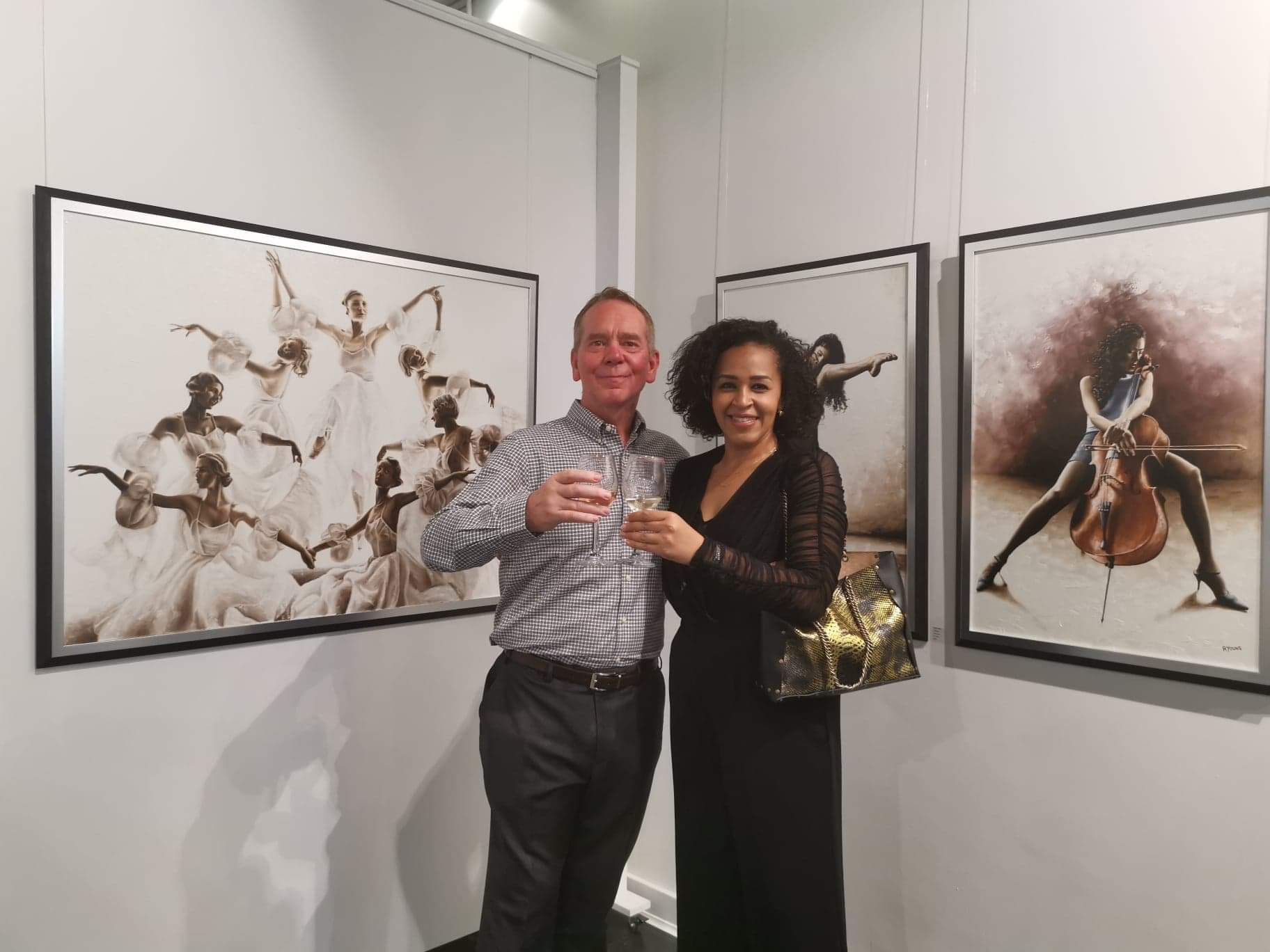 Legal Information, Obligations and Requirements. London Summer Art Exhibition. Richard and Sarah at La Galleria Pall Mall Summer Show 2019