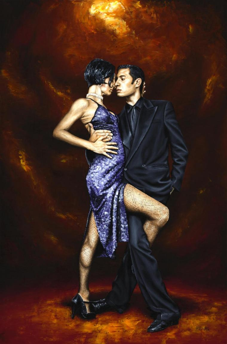 Held in Tango - Walter Perez and Sandra Antognazzi. Produced in cooperation with Natalie Laruccia, Walter and Sandra.
