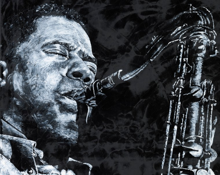 The Passion of Sax - High resolution detailed close up