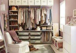 declutter the closet