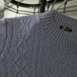 セーターを家庭で洗って縮ませてしまったら
