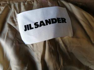 ジルサンダー クリーニング