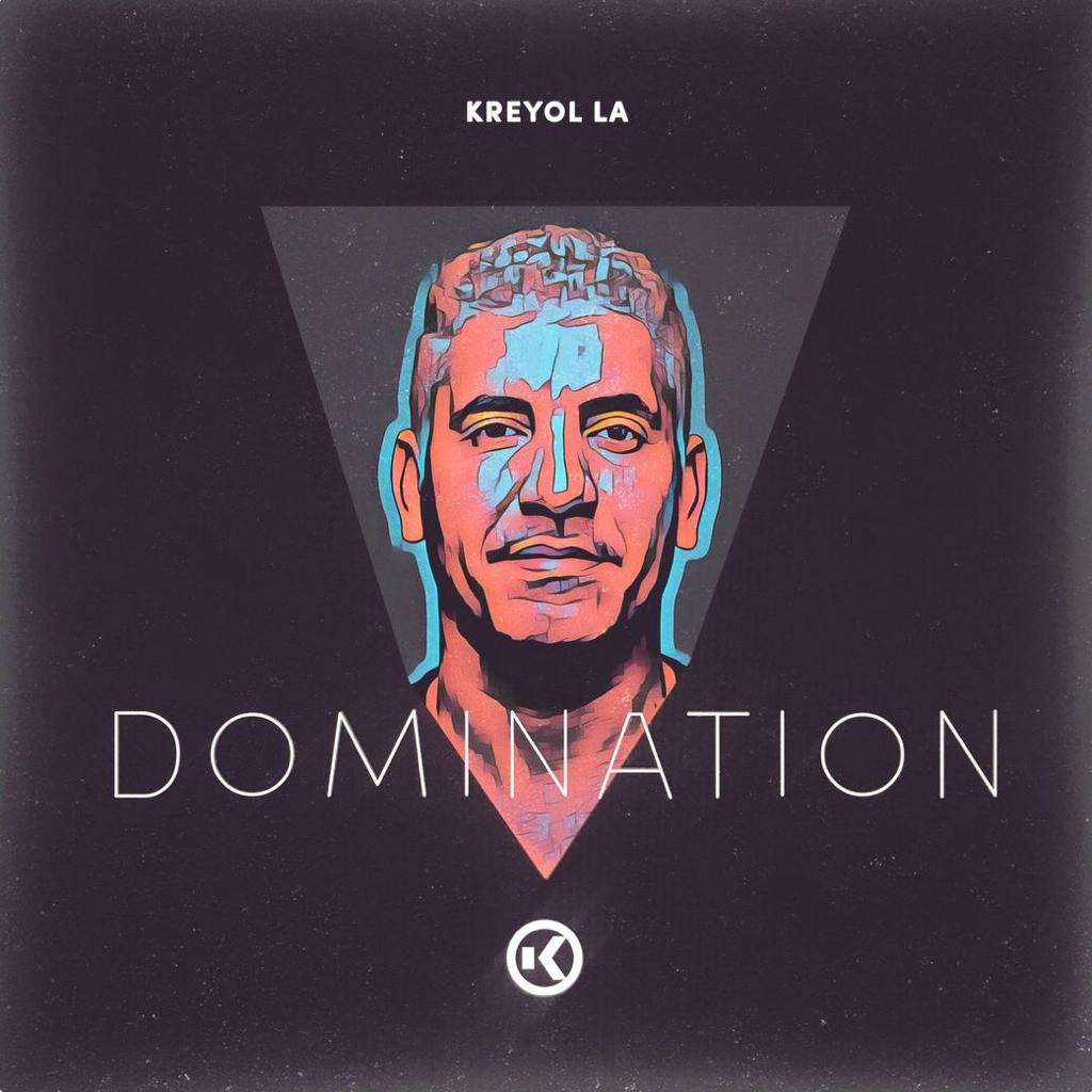 Cover de l'album Domination de Kreyol La