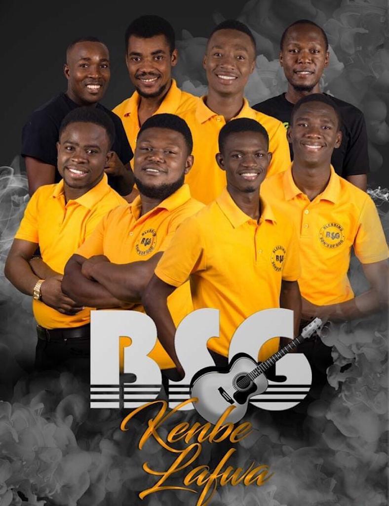 Cover de l'album Kenbe Lafwa de BSG