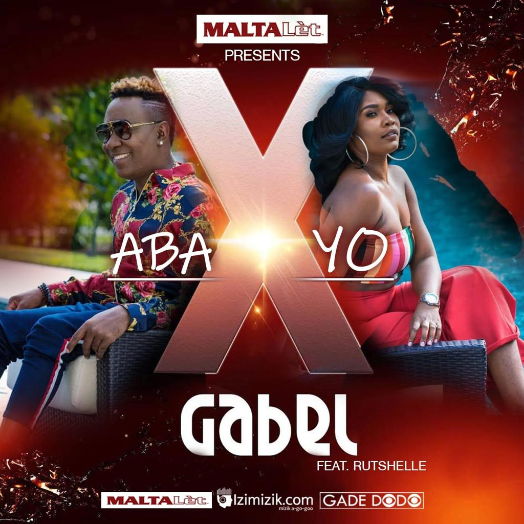 Cover du single Aba X Yo de Gabel featuring Rutshelle