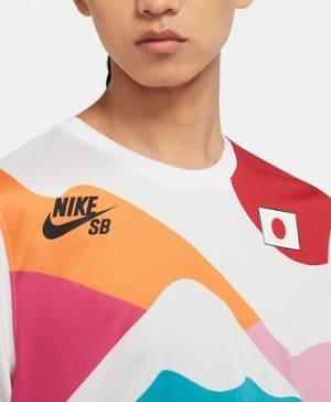 堀米雄斗のオリンピックtシャツはナイキ