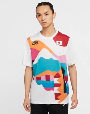堀米雄斗がスケートボードで着用していたtシャツはナイキ