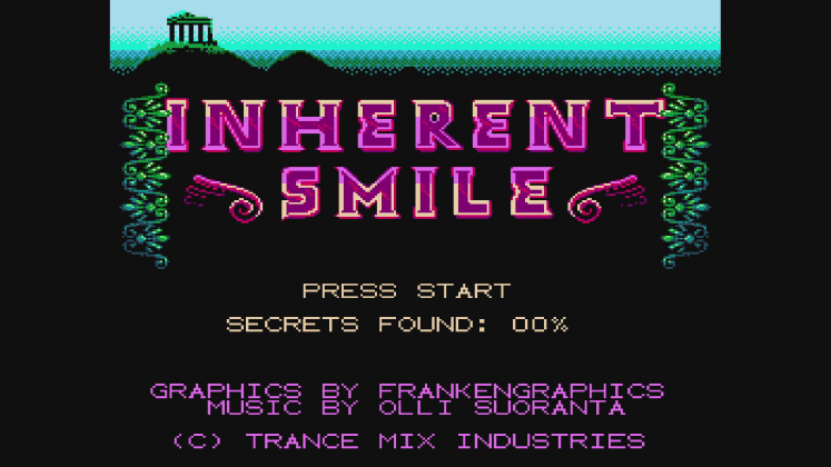 itch.io action 53 vol.4 nes rom retropie nintendo ファミコン 無料 フリーゲーム Inherent Smile
