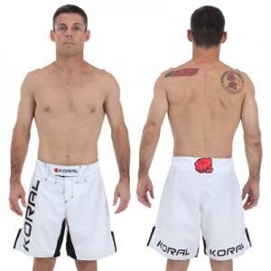 Koral fight shorts