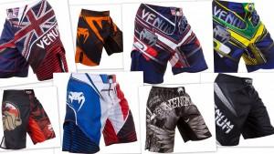 VENUM Fight Shorts 2015