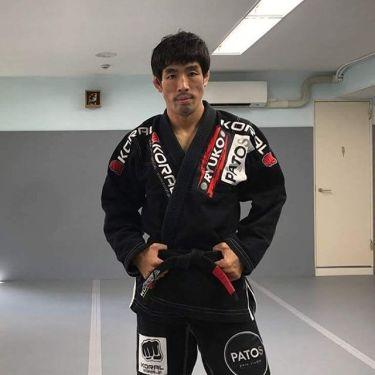 龍虎MMA スポンサードアスリート 西林浩平選手