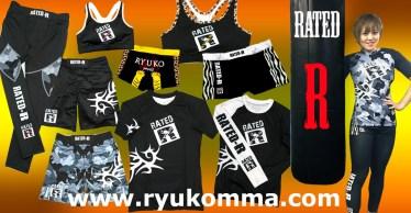 RATED-R TOKYO メンズ&レディースウェア類