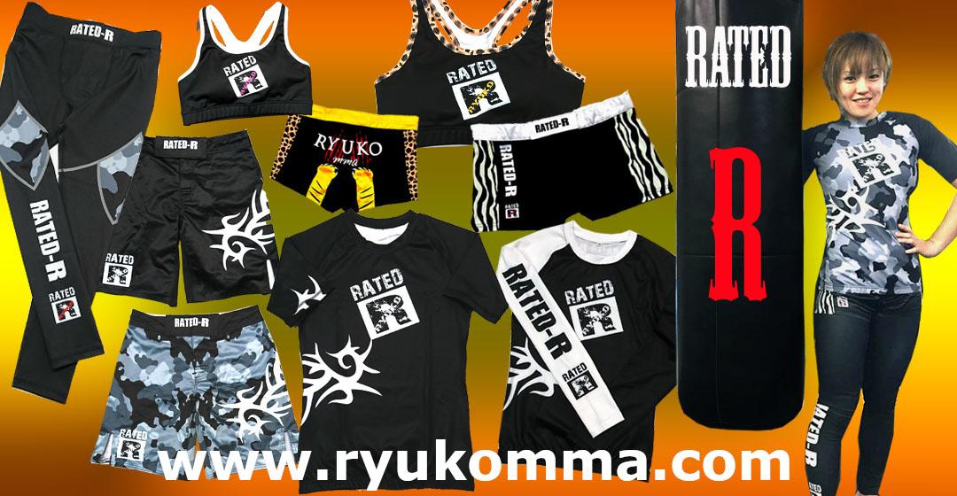 RATED-R TOKYO スポーツウェア メンズ&レディース