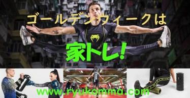 家トレ 龍虎MMA
