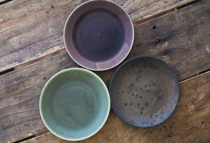 陶器の大皿