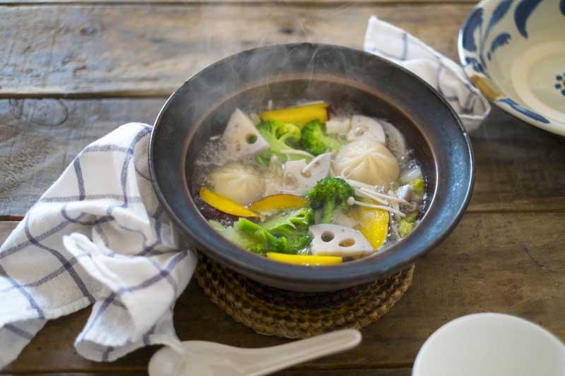 一人土鍋料理