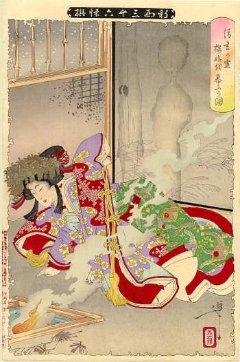 歌舞伎「桜姫東文章」見どころとあらすじ
