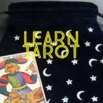 覚えやすい誘導イメージでタロットの意味を覚えよう。「ⅩⅧ 月 THE MOON」~タロットを学んでみよう~Vol.25