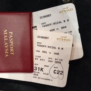 Goodbye, Malaysia