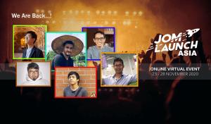 Jomlaunch Asia 2020