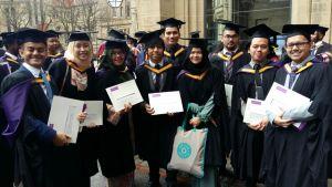 University of Manchester Graduation 2015