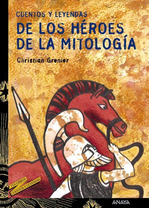 heroes de la mitologia