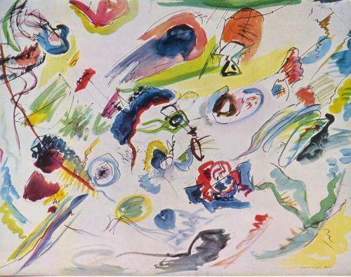 Arte Para Niños Kandinsky Y La Abstracción Al Alcance De