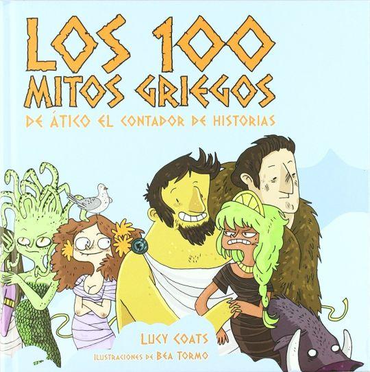 los 100 mitos griegos