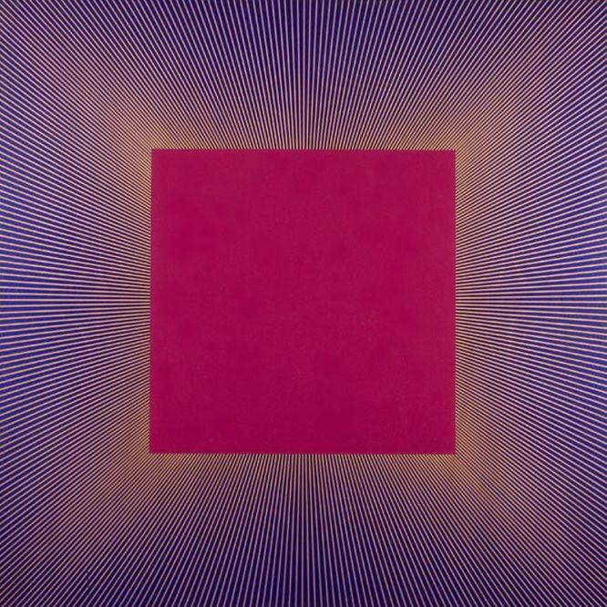 Deep-Magenta-Square,-1978