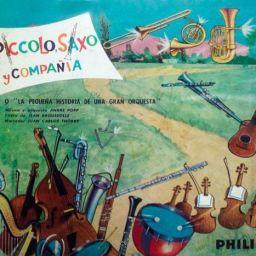 MÚSICA CLÁSICA para NIÑOS: Piccolo, Saxo y Compañía de André Popp